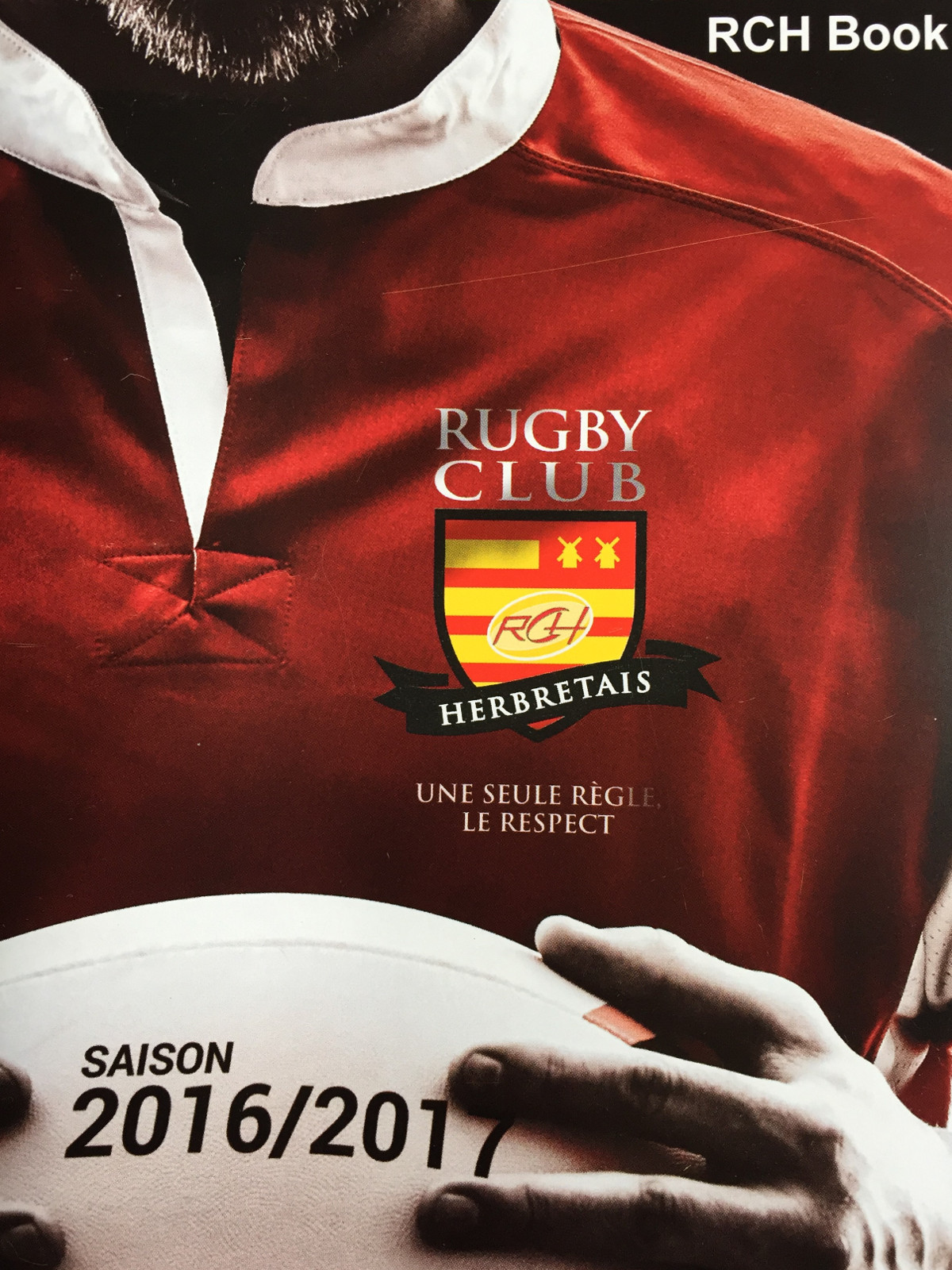 Brand Conception supporter du Rugby Club Herbretais