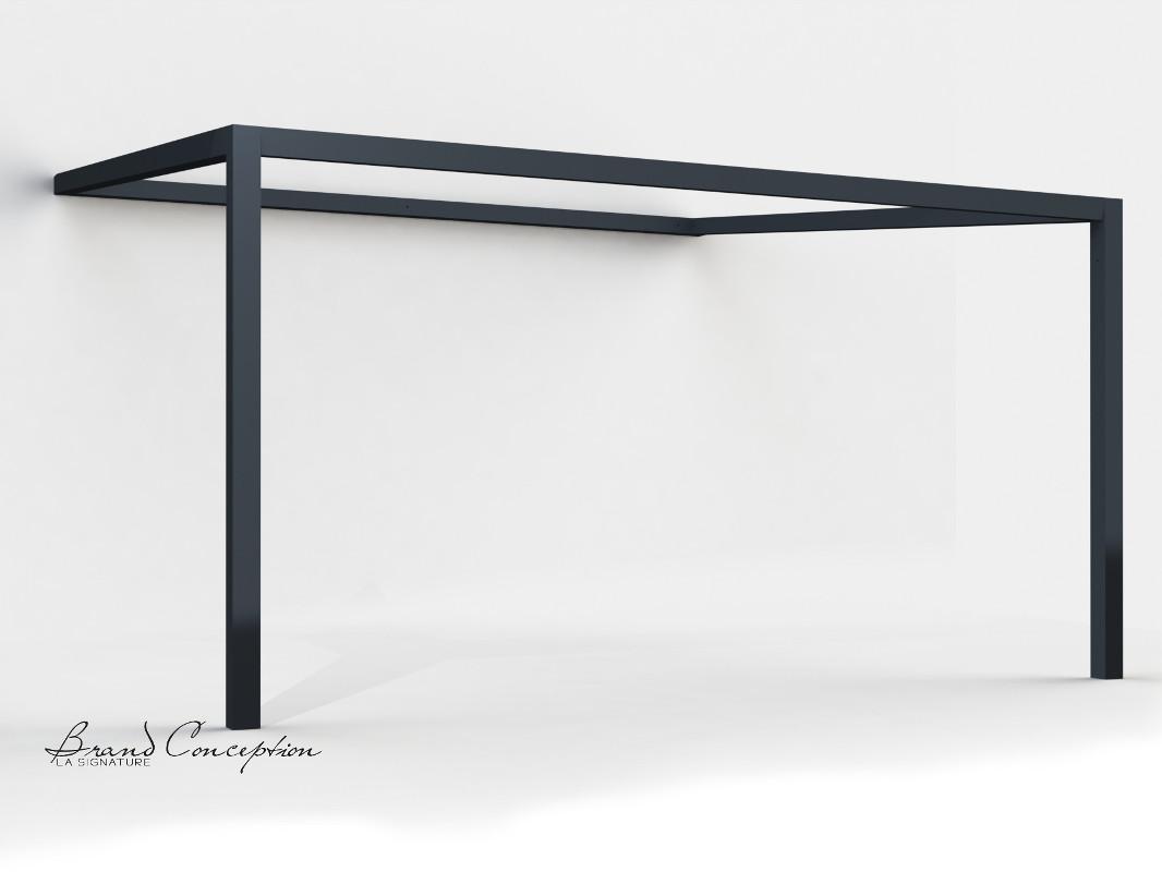 brand conception pergolas en aluminium. Black Bedroom Furniture Sets. Home Design Ideas