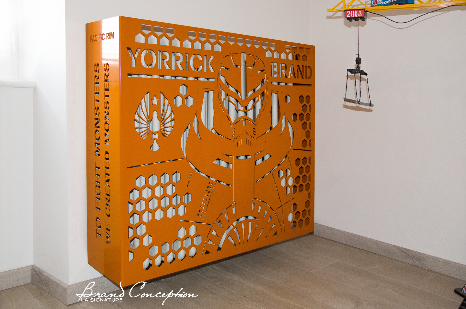 brand conception idea radiator cover. Black Bedroom Furniture Sets. Home Design Ideas