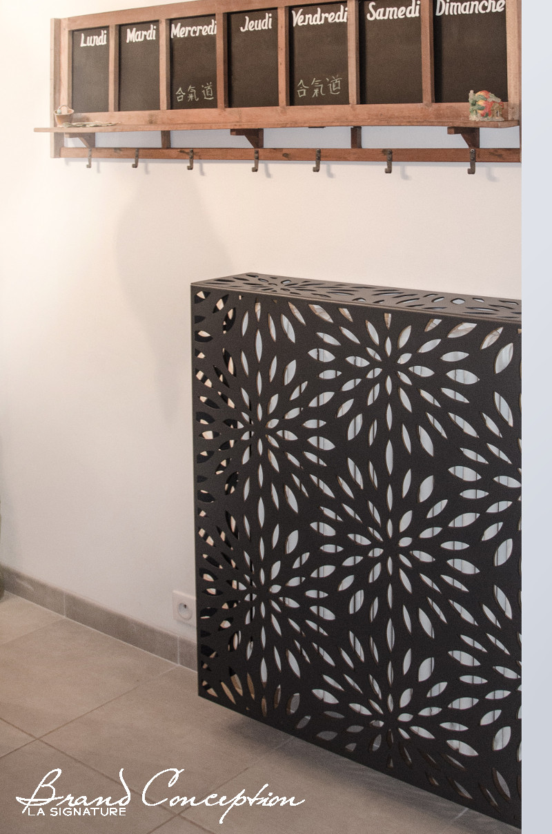 Brand conception int rieur cache radiateur luma - Cache radiateur ikea ...