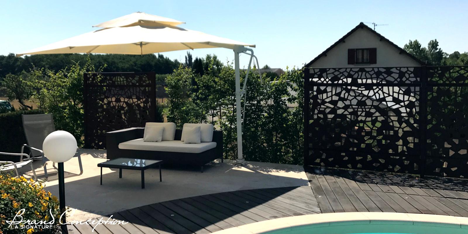 brand conception palissade ilex. Black Bedroom Furniture Sets. Home Design Ideas
