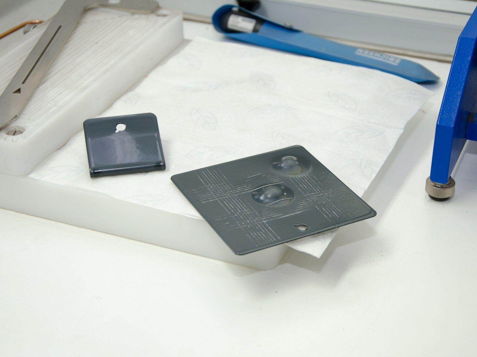 brand conception power coating. Black Bedroom Furniture Sets. Home Design Ideas