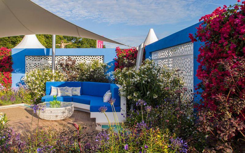 brand conception cl ture alu passiflora au salon en angleterre. Black Bedroom Furniture Sets. Home Design Ideas