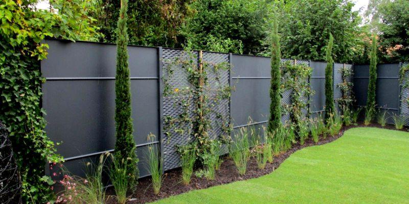 brand conception cl tures aluminium claustra et brise vue aluminium. Black Bedroom Furniture Sets. Home Design Ideas