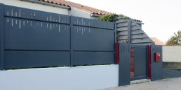 DECORATIVE FENCING PANELS